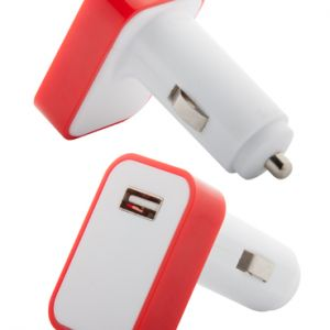 Incarcator masina USB Waze personalizat