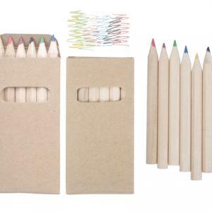 Creioane colorate Kitty personalizate