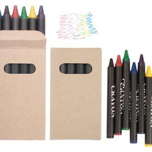 Creioane colorate Liddy personalizate