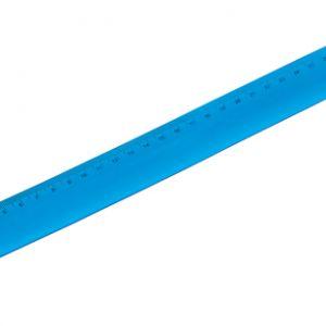 Rigle flexibile personalizate Flexor albastre