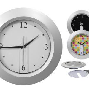 Ceas de perete cu cadran detasabil Brattain personalizat