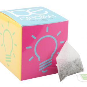 Cutie cu pliculete de ceai CreaTeaBox personalizata