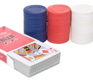 Set de poker Black Jack personalizat
