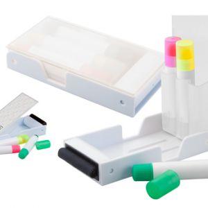 Evidentiatoare cu gel Triple personalizate